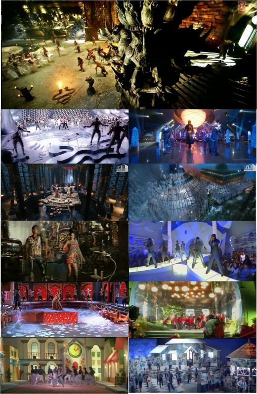 Director Shankar's sets