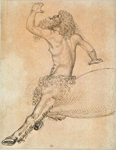 Centaur by Pisanello