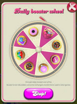 Has anyone landed on Jackpot in Candy Crush Saga's wheel?