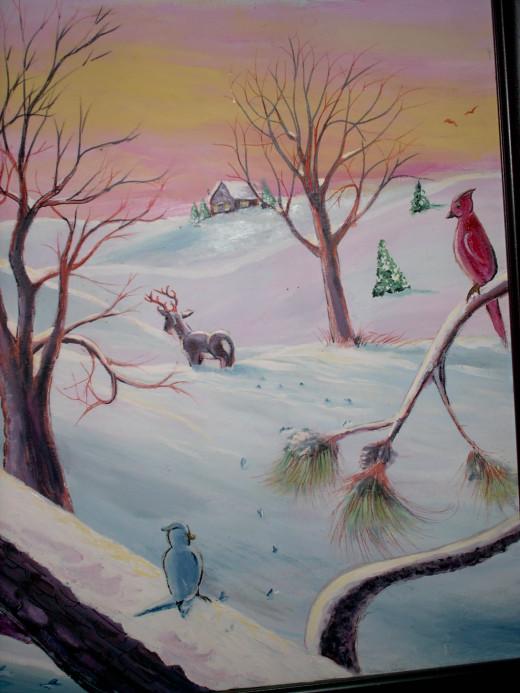 Winter'sbirds...
