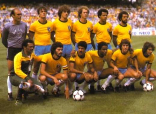 Brazil in 1982