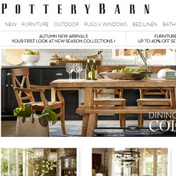5 Great Stores Like Pottery Barn