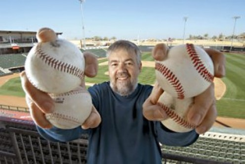 Writer Bill James: The leading prophet of the Sabermetrics movement.