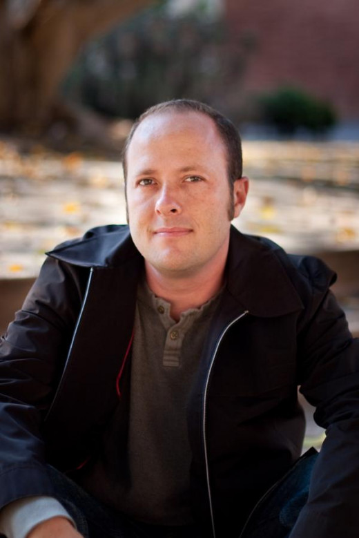 Jay Asher, when he's not writing bad young adult novels, enjoys playing the guitar and camping.