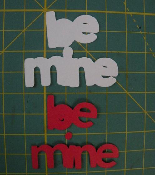 Be Mine cut