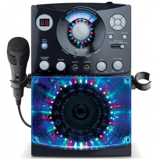Singing Machine SML-385 Karaoke System