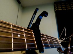 Five Acoustic Guitar Songs That Use a Capo