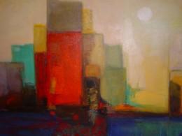 Cityscape by Richard Kozikowski