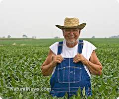 He is among the valuable brotherhood of farmers who feed America and the world