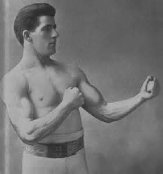 James J. Corbett is the former world heavyweight champion. Corbett was one of the first masters of the sweet science using skills rather than just power to win bouts.