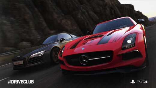 A preview of Driveclub's gameplay.