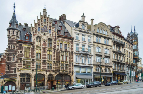 Delacre Pharmacy, Brussels