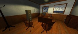 An Empty PI office