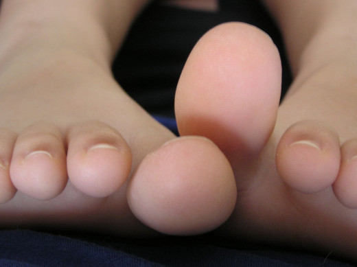Pain or numbness in your toes could indicate health issues