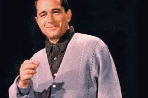 "Perry Como, ""The Sultan of Sweatermen"""