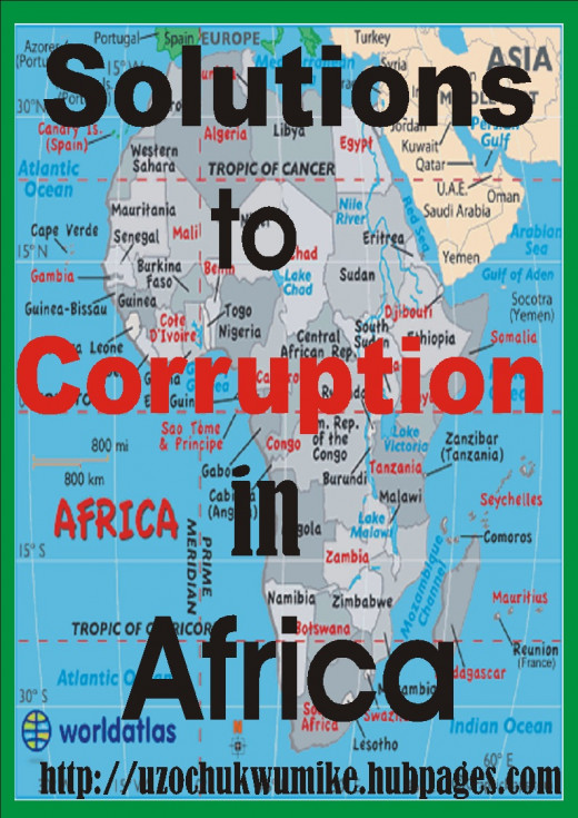 corruption in africa solutions and effects Determinants of public procurement corruption in uganda:  almost all african countries, corruption had become a common and routine element of the functioning of the administrative.