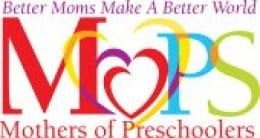 MOPS is a fun support group for moms.