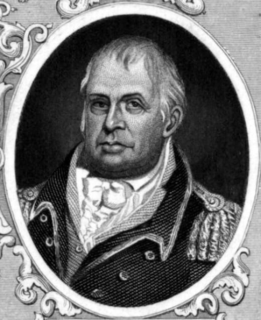 Major General William E. Heath, 1737 - 1814