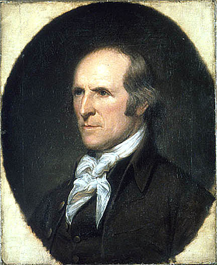 Colonel Timothy Pickering, 1745 - 1829, by Charles Willson Peale