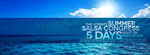 Miami salsa congress