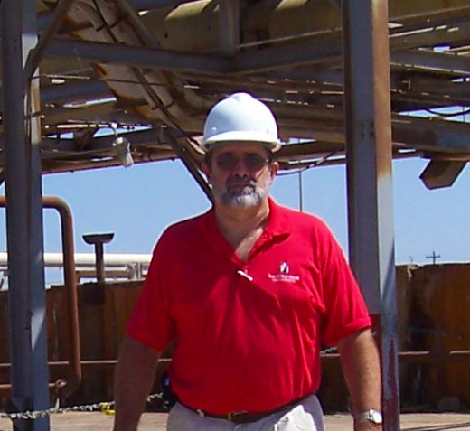 CalEnergy Geothermal Power Plant, Salton Sea