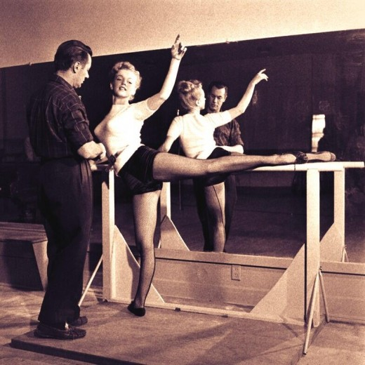 If my Marilyn loved ballet that is the best endorsement for me!