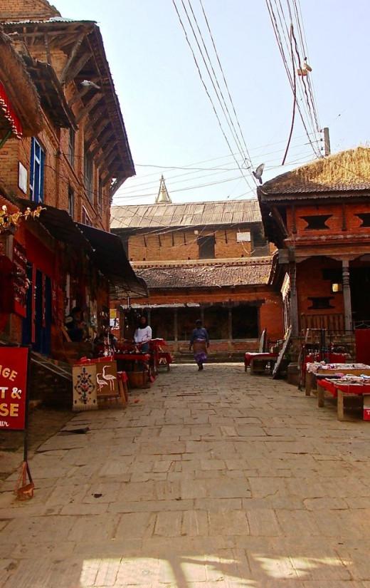 Street in Changu