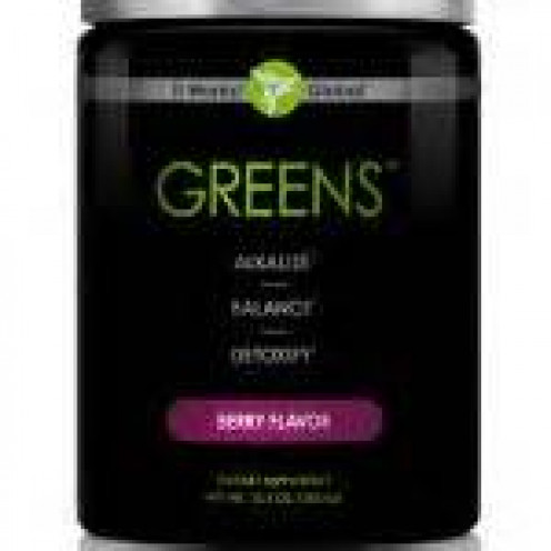 It Works Greens come in two flavors: Orange and Berry.  Add two scoops to a bottle of water or mix with juice and enjoy.