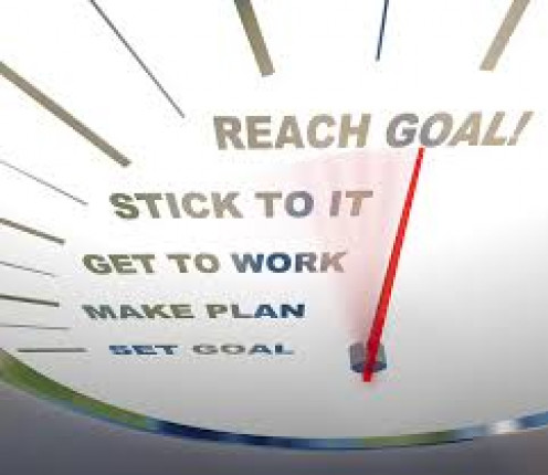 Goals motivate, establish priorities, give a direction and, provide the energy to keep you focused.