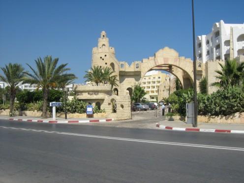 Each Hammamet hotel is unique