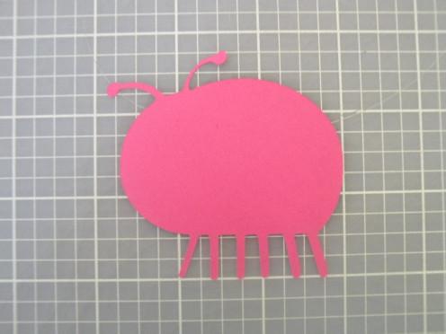 Love Bug shadow layer
