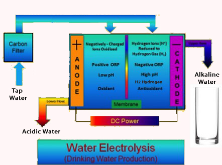 How Water Ionizers work