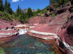 Red Rock Canyon, Alberta