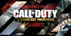 Call of Duty Advanced Warfare FASTEST Ways to Rank Up and Prestige
