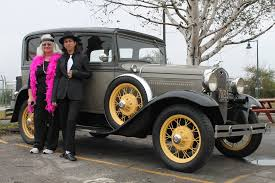 The cars in the 20's were fabulous