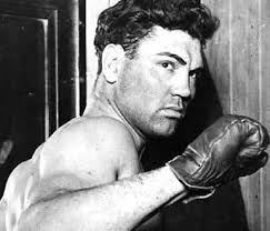 Boxing great: Jack Dempsey