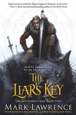 Mark Lawrence – The Liar's Key