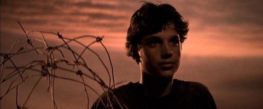 Johnny Cade, played by Ralph Macchio.