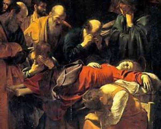 Death of the Virgin (Caravaggio)