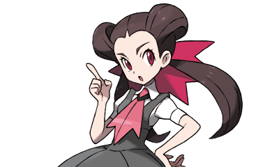 Gym Leader Roxanne