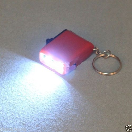 A red version of the light I bought from eBay