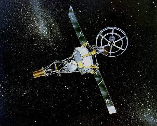 Much of the information that we know about Venus came from space probes, beginning with Mariner 2 which went on its fact-finding mission in the early 1960s. After a 109-day transfer orbit in December 1962 it passed 34,833 km of the planetary surface.