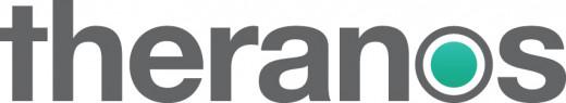 Theranos logo.