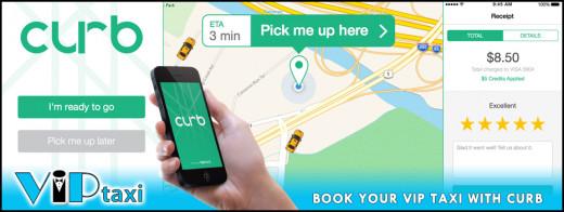 Curb Mobile App