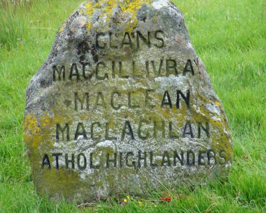 """CLANS MACGILLIVRAY MACLEAN MACLAUGHLIN ATHOL HIGHLANDERS"""