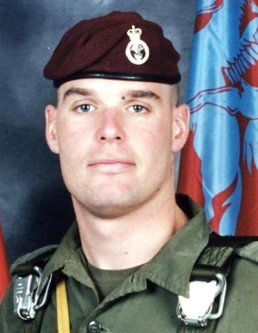 Sergeant Marc Leger