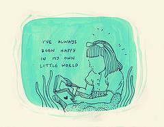 Introverts need time for themselves to re-charge