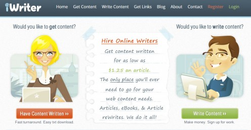 Make Money at Home Writing Articles