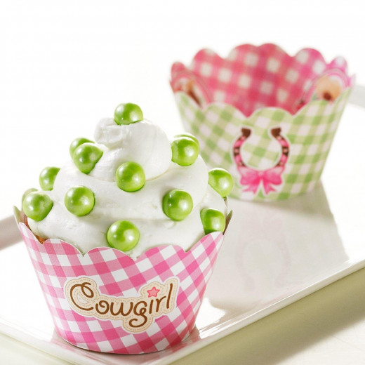 Pretty Cupcake Wrappers