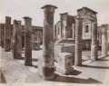 History in the Media: The Destruction of the Beloved City of Pompeii
